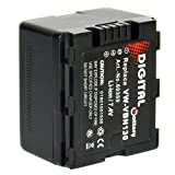 Invero - Replacement Panasonic VW-VBN130 for HDC-HS900, HDC-SD800, HDC-SD900, HDC-TM900 Battery