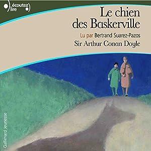 Le chien des Baskerville | Livre audio