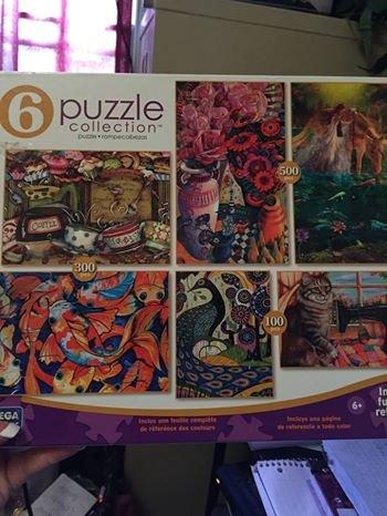 6 Puzzle Collection