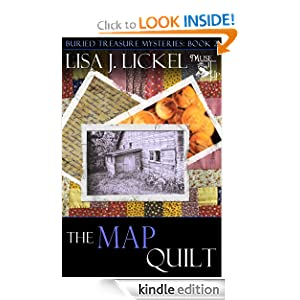 The Map Quilt (The Buried Treasures series)