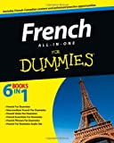 img - for French All-in-One For Dummies, with CD book / textbook / text book