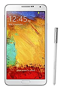 Samsung Galaxy Note 3 N900A AT&T 32GB Unlocked GSM 4G LTE Android Smartphone  - White