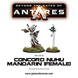 Beyond The Gates Of Antares, Concord Nu-Hu Mandarin (Female)