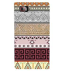 EPICCASE ethnic design Mobile Back Case Cover For Lenovo Vibe Z2 Pro K920 (Designer Case)