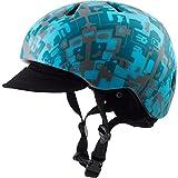 Bern Unlimited Jr. Nino Summer Helmet with Visor