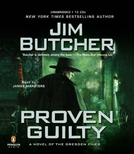 Proven Guilty Unabridged CD (The Dresden Files) By Jim Butcher(A) [Audiobook] (Jim Butcher Cd compare prices)