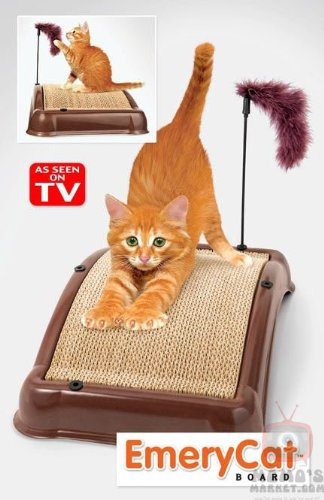 Emery Cat Your Cats New Favorite Scratcher