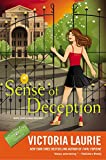 img - for Sense of Deception: A Psychic Eye Mystery book / textbook / text book