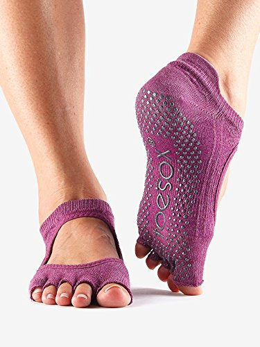 toesox-poignee-orteils-bellarina-chaussettes-chaussettes-danse-et-peut-etre-utiliser-pour-barre-yoga