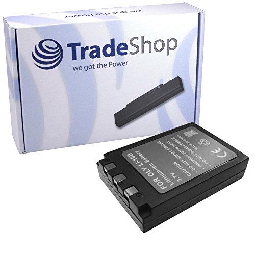 Hochleistungs Kamera Li-Ion Akku für OLYMPUS ZOOM X3 X500 irobe IR500 Stylus 410 Digital µ410 300 400 µ30 410 u410 C50 500 Stylus Verve 800 Mju Digital 80 µ 800 Stylus 600 DIGITAL µ DIGITAL 600