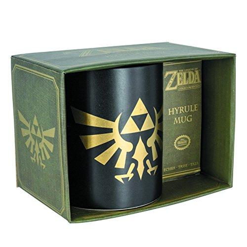 Mug Motif La légende de Zelda Hyrule multicolore