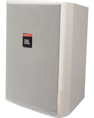 Jbl Control 25 Cabinet Speaker Compact Indoor/Outdoor, 2 Way, 5.25 Inch Woofer, White- Priced And Sold As A Pair