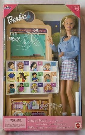 Barbie Intérprete de Lengua de Signos 51uKnvc1ljL._SY445_