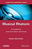 img - for Musical Rhetoric: Foundations and Annotation Schemes (Focus) book / textbook / text book