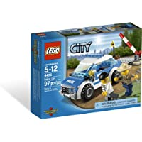 LEGO 4436 City Police Patrol Car