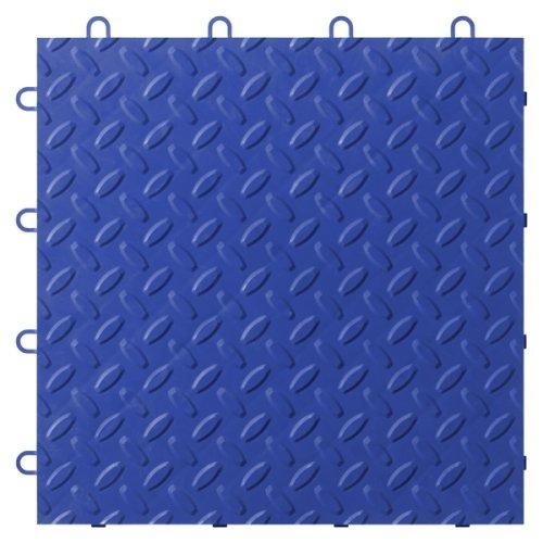 Images for Gladiator GarageWorks GAFT24TTTA Blue Floor Tile, 24-Pack