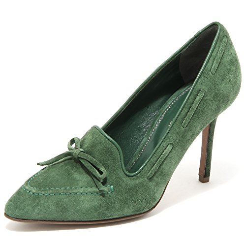 49079-decollete-sergio-rossi-verde-scarpa-uomo-shoes-men-40