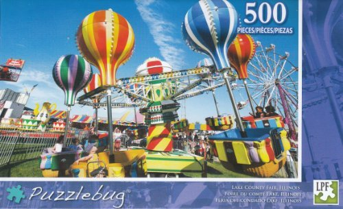 Puzzlebug 500 - Lake County Fair by Greenbrier - 1