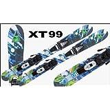 Snowblades XT 99 cm+Tyrolia Sicherheitsbindung