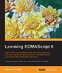 Learning ECMAScript 6