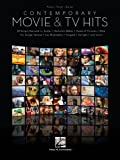 Contemporary Movie & TV Hits. Partitions pour Piano, Chant et Guitare...