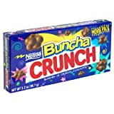 Nestle Buncha Crunch Concession Box 3.2oz 91g (Pack of 3)