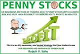 img - for PENNY STOCKS: An ingenious method of trading select penny stocks with a lower risk and a high possibility of making hefty profits in minutes book / textbook / text book