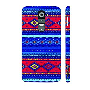 LG G2 School Aztec designer mobile hard shell case by Enthopia