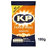 KP Honey Roast Peanuts 180g