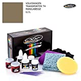 VOLKSWAGEN TRANSPORTER T4 / MANILABEIGE - LL1L / COLOR N DRIVE TOUCH UP PAINT SYSTEM FOR PAINT CHIPS AND SCRATCHES / BASIC PACK