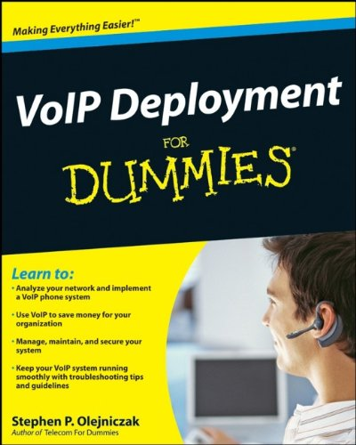 Voip Deployment For Dummies front-1040569