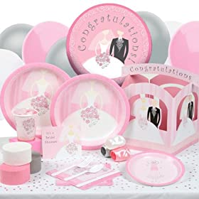 Bride to Be Bridal Shower Deluxe Kit