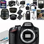 Nikon D3200 24.2 MP CMOS Digital SLR...