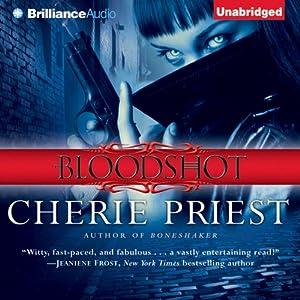 Cheshire Red 01 - Bloodshot - Priest, Cherie