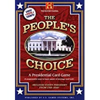 The People's Choice: A Presidential Card Game