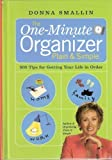 The One-Minute Organizer Plain&Simple
