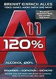 Alcohol 120%...