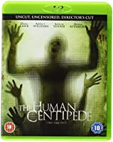 The Human Centipede [First Sequence] (Directors Cut) [Blu-ray]
