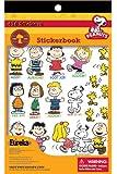 Eureka Peanuts Sticker Book
