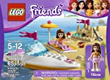 LEGO FRIENDS OLIVIA'S SPEEDBOAT 3937