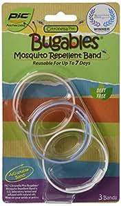 Amazon Com Bugables Mosquito Bug Repellent Bracelet Bands