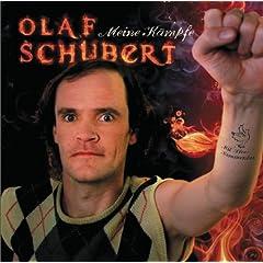 Meine Kämpfe: WortArt Audiobook Audio CD von Olaf Schubert  Autor, Sprecher