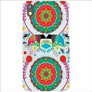 HTC Desire 816 Back Cover - Cute Designer Cases