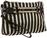 Sydney Love Stripe Collection Cosmetic Wristlet