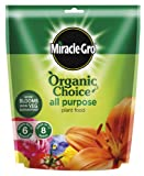 Plant Food Feed Fertilizer Miracle-Gro Organic Choice All Purpose Food 1.5 Kilo