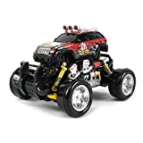 Graffiti V2 Jeep Grand Cherokee Remote Control Drift Truck 1:18 Scale Size 4 Wheel Drive Ready To Run W/ Working...