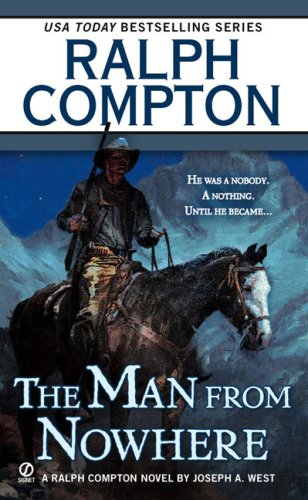 Image for Ralph Compton The Man From Nowhere (Ralph Compton Western Series)