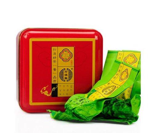 Bulk 2013Yr Fujiantieguanyin Tea Specaily Hongyuan Oloong Tea Luzhou-Flavor Gift Ironbox