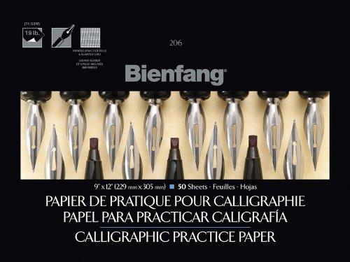 PACK OF 2 Bienfang Drawing Bristol vellum 9 in x 12 in.