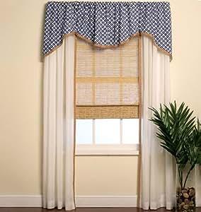 Mccalls m7034 window valances sewing pattern home kitchen - Kitchen valance patterns ...